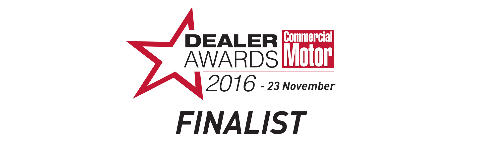 Dealer Awards Finalist